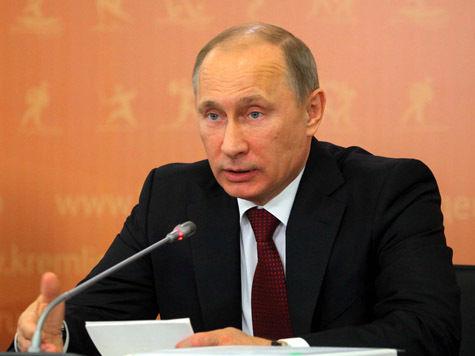 Владимир Путин: «Только пусть на празднике выступают гости, а наших держите в стороночке. Я гостеприимство татар знаю»