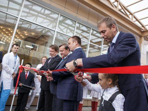 В Иркутске открылся уникальный детский хирургический корпус