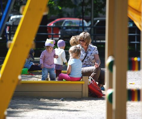 В Москве ликвидируют нехватку детсадов