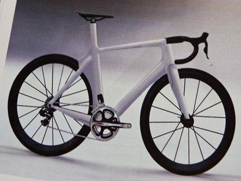Придуман велосипед с мысленным переключением скоростей