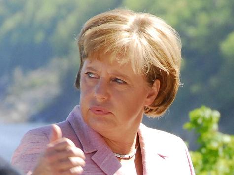 Фрау Меркель - ещё 4 года