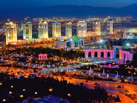Кто живет в падишахских дворцах Туркмении?