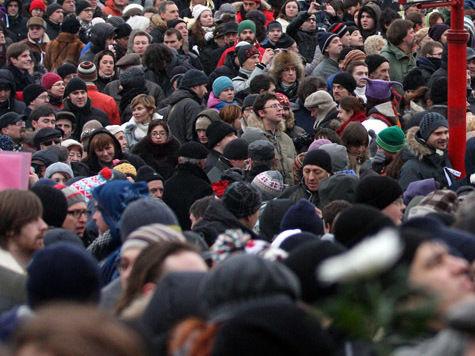 Столичные власти запретили марш в поддержку