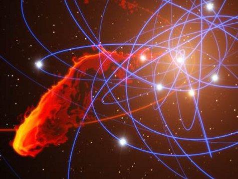 В 2013 году в нашей галактике произойдет космическая катастрофа