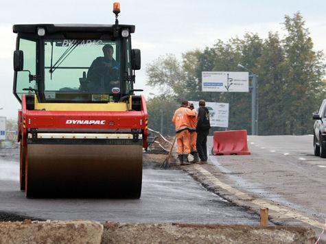Волоколамское шоссе реконструируют к 2015 году