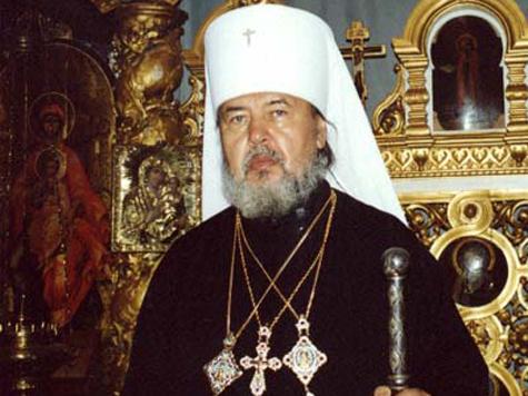 Смерть митрополита