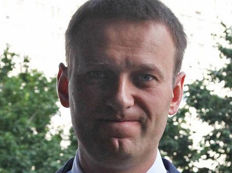 Начальник столичной полиции отпустил Навального, угостив его яблоком