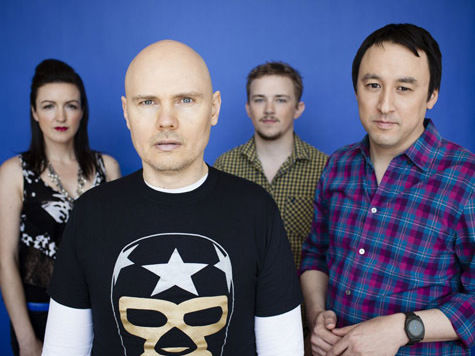 Концерт «The Smashing Pumpkins»