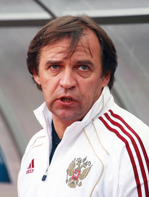 Будет ли Бородюк главным тренером сборной?