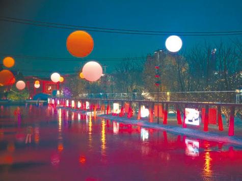 В Москве открывается самый большой в Европе каток