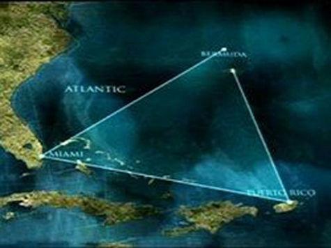 В Бермудском треугольнике найден затонувший древний город