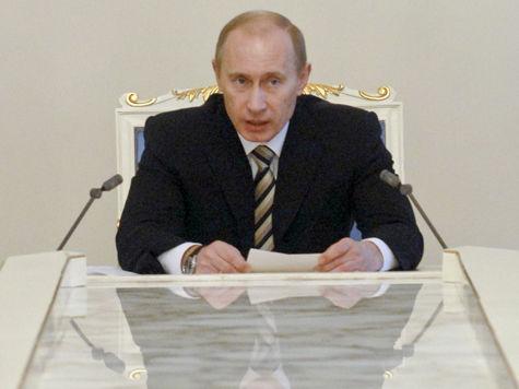 Путин поручил ужесточить контроль над продуктами ГМО