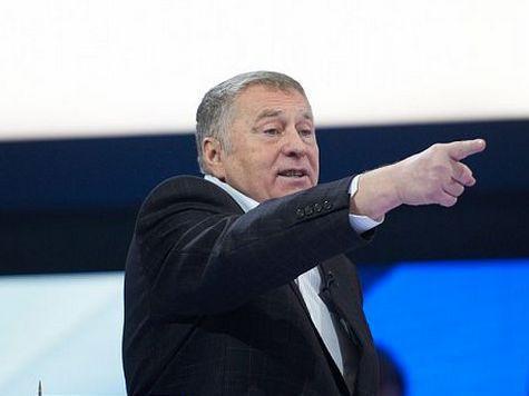 ЛДПР не верит в опросы exit poll
