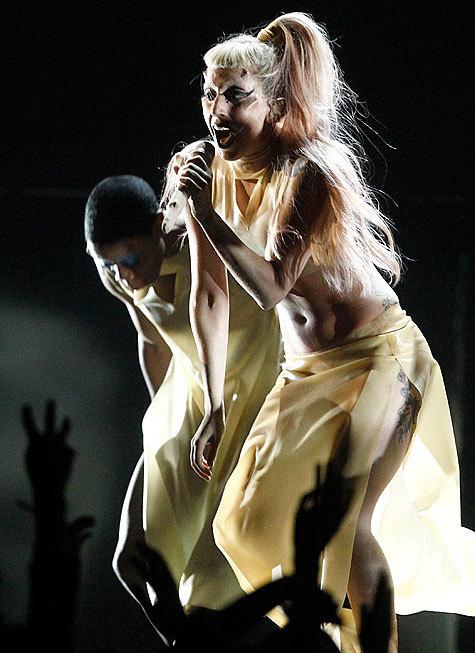 На церемонии Grammy самым ходовым было кантри
