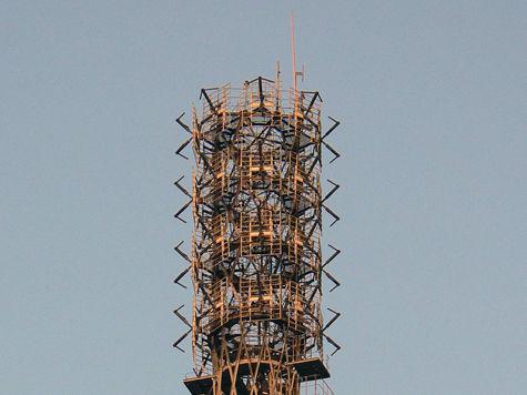 Шуховская башня в Москве может рухнуть