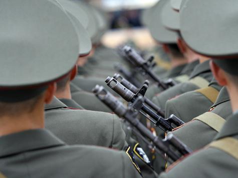 Военная полиция вот-вот родится