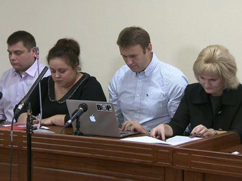Суд в Кирове приговорил Навального и Офицерова к условному сроку