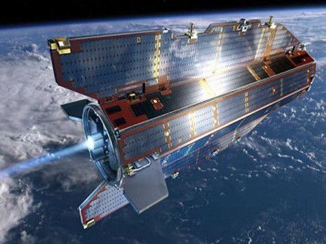 Над территорией России взорвался европейский спутник