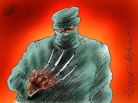 Убийцы в белых перчатках