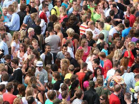 Списанное население