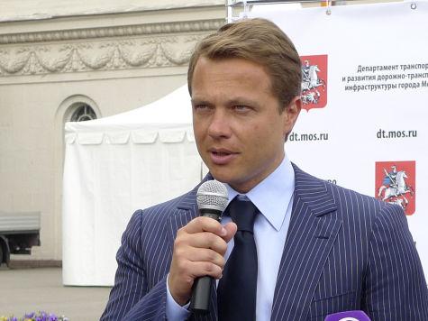 Максим Ликсутов: