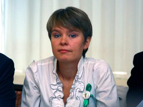 Чирикова и Навальный собираются открыть альтернативный молодежный лагерь
