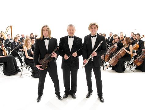 «Би-2» и симфонический оркестр