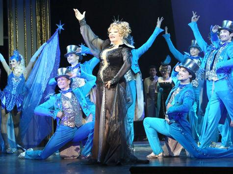 В «Московской оперетте» премьера