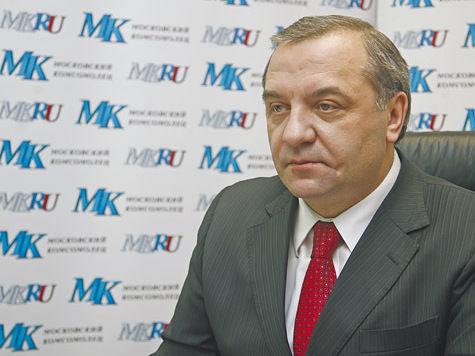 Владимир Пучков пообщался с читателями «МК»