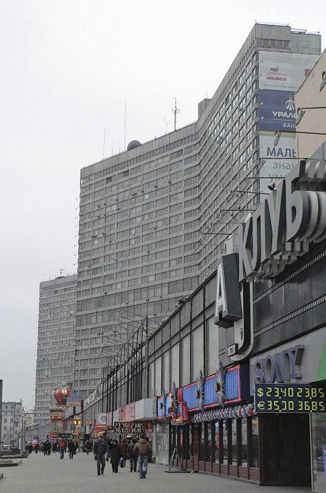 Новый Арбат превратится вТаймс-сквер
