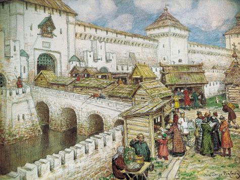 Москва, возможно, была основана не в 1147 году, а на сто лет раньше