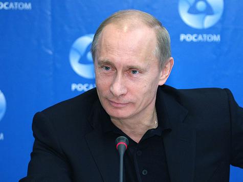 Путину пожелали твердого второго места на выборах и попросили мотоцикл
