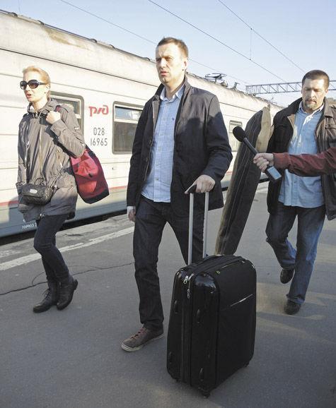 Штаб Навального в Кирове заброшен. Пейзаж перед судом