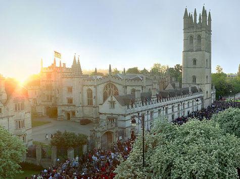 Британские университеты заманивают студентов