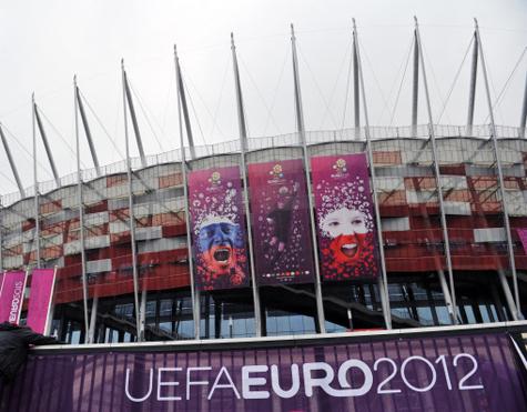 Навстречу ЕВРО-2012
