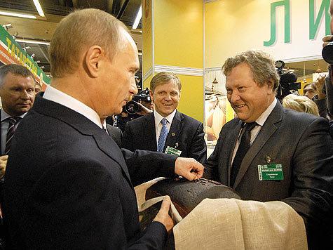 Путину велели пить с утра