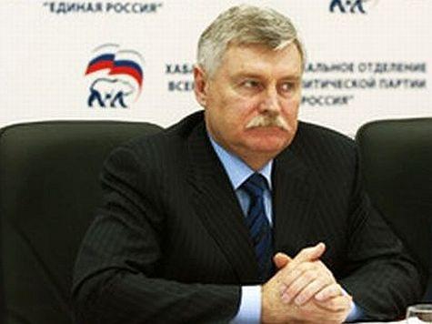 Спикера Хабаровской краевой думы упрекнули в «политической близорукости»