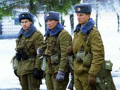 В России восстановлены Таманская и Кантемировская дивизии