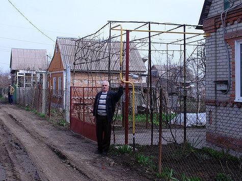 Седьмой год пять садоводческих товариществ Азовского района пытаются добиться подключения газа