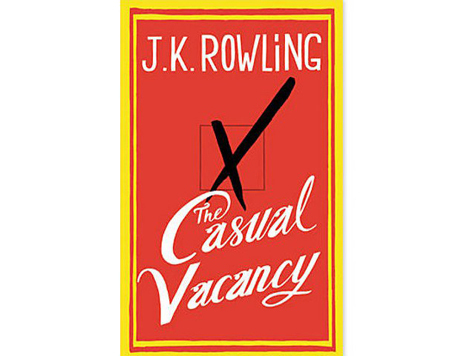 «Непредвиденная вакансия» для Джоан Роулинг