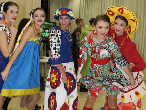Конкурс «Золотая нить»: молодость и талант