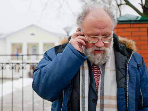 Чуров рассказал красноярцам анекдот без бороды