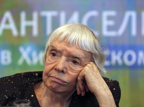 Людмила Алексеева: «Внесу дополнения в