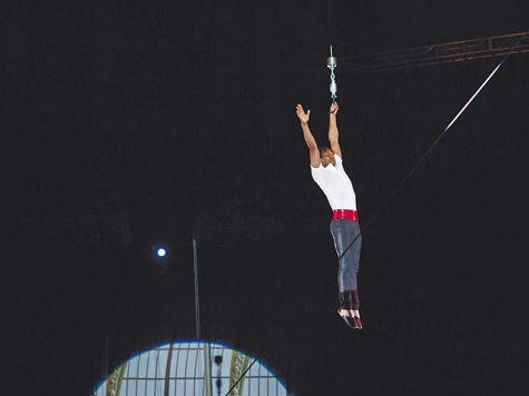 После ЧП с кенийским акробатом в московском цирке повесили новую сетку