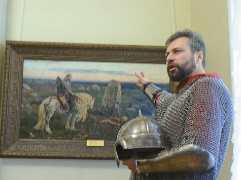 Серпуховский историко-художественный музей отметил свое 95-летие