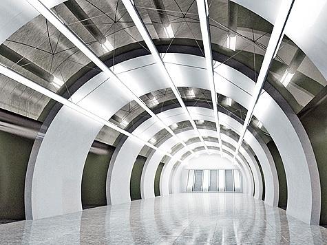 Света в кольце туннеля станет больше