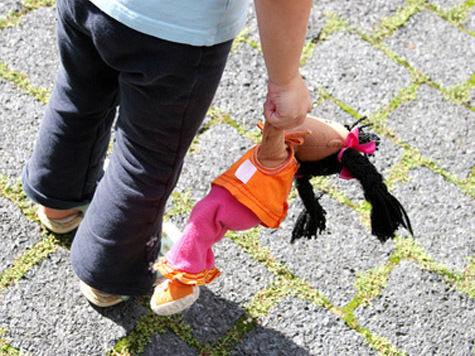 Малышку, пропавшую в Cвердловской области, ищут с собаками