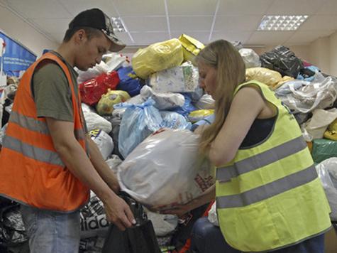 Волонтеров выгоняют из Крымска