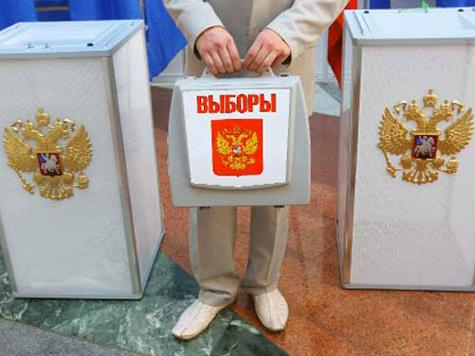 """Но на """"пробных"""" выборах все равно победили единороссы"""