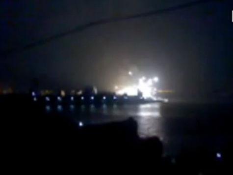 Пожар на подлодке в Индии привел к детонации ракет